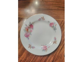 Cherry China made in occupied Japan Tallrik