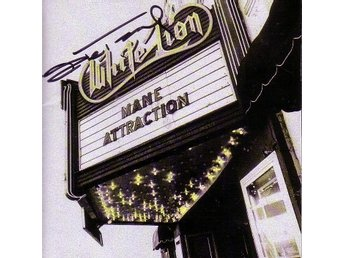 White Lion-Mane attraction / SIGNERAD CD
