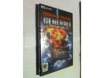 PC: Command & Conquer Generals - Zero Hour (Expansion pack)