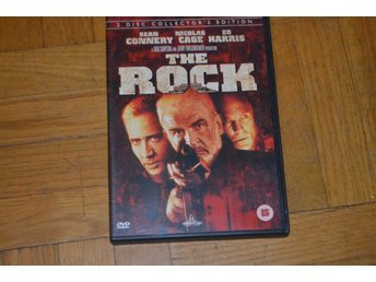 The Rock ( Sean Connery Nicolas Cage ) 1996 - 2-Disc Collectors Ed. DVD