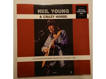 Neil Young & Crazy Horse -  Live At Shoreline Amphitheatre, Mountain View, 1994