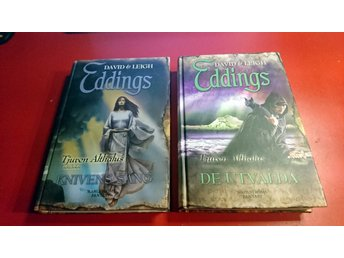 DAVID o LEIGH EDDINGS / Tjuven Althalus Bok 1 + 2