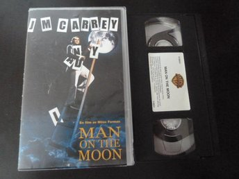 MAN ON THE MOON,   VHS, FILM