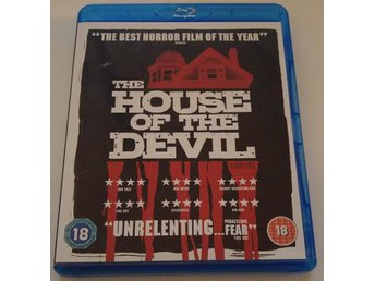 The House of the Devil! Svensk Undertext! Blu-ray!