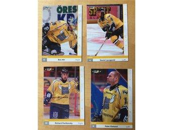 02-03 SHL - HV71 - 16 kort /inga dubletter / se bild - Jönköping - 02-03 SHL - HV71 - 16 kort /inga dubletter / se bild - Jönköping