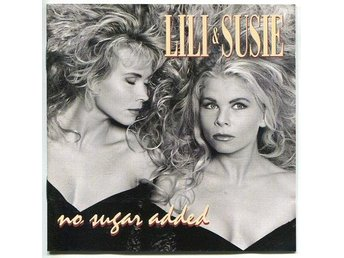 Lili & Susie -No sugar added CD Sonet Sweden 1992