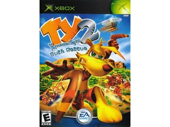 Ty the Tasmanian Tiger 2: Bush Rescue - Xbox - Varberg - Ty the Tasmanian Tiger 2: Bush Rescue - Xbox - Varberg