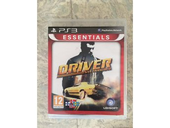 Driver San Fransisco PS3