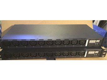 2st Avocent PM3000 - PDU (Power Management Power Distribution Unit) - Stockholm - 2st Avocent PM3000 - PDU (Power Management Power Distribution Unit) - Stockholm
