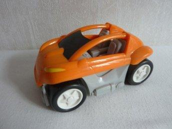 Bil leksaksbil plast - Blåsmark - Bil leksaksbil plast - Blåsmark