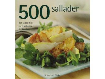 500 sallader, Susannah Blake - Knäred - 500 sallader, Susannah Blake - Knäred