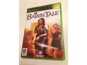 Xbox: The Bards tale