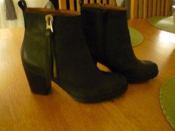 Nya superfina Dasia boots i läder str 38. Nypris 1300 kr. - Hindås - Nya superfina Dasia boots i läder str 38. Nypris 1300 kr. - Hindås