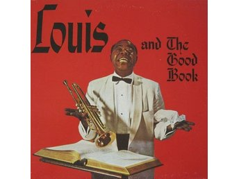 LP Louis Armstrong  Louis and the Good Book
