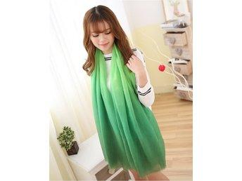 Tjusig scarf - stor och vacker sjal 180x90 cm - Kramfors - Tjusig scarf - stor och vacker sjal 180x90 cm - Kramfors