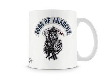 Sons Of Anarchy - Stitched patch kaffemugg
