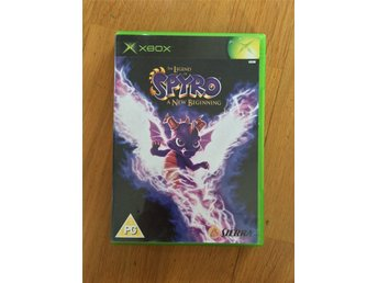The Legend of Spyro A New Beginning till X-box xbox