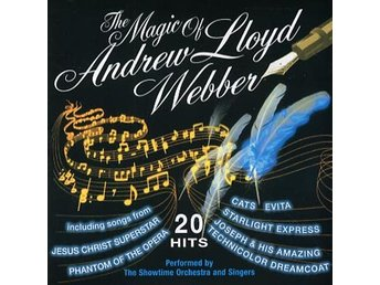 Lloyd Webber Andrew: Magic of.. (Showtime Orch.) (CD)