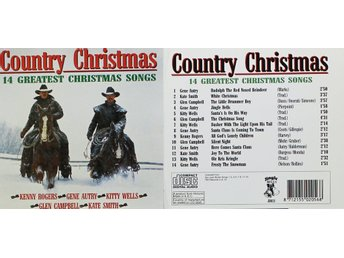 Country Christmas, Div artister (CD)