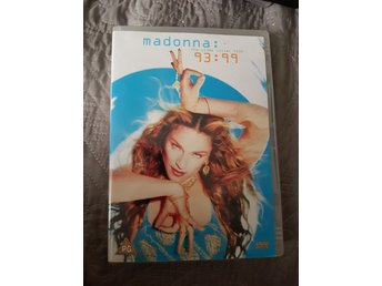 Madonna the video collection 93:99