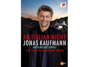 Kaufmann Jonas: An Italian night - Live 2018 (DVD)