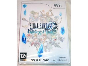 Final Fantasy: Crystal Chronicles: Echoes of Time (WII) *NY*