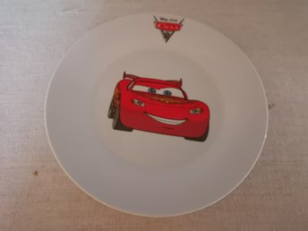 Bilar Cars Assiett Disney