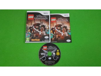 Lego Pirates of Caribbean Nintendo Wii