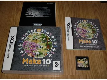DS: Make 10: A Journey of Numbers