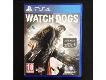 Watch Dogs PS4 - Tyresö - Watch Dogs PS4 - Tyresö