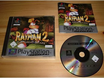 PS: Rayman 2 the Great Escape