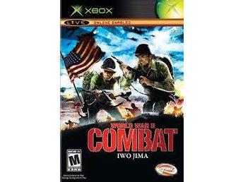 World War 2 Combat Iwo Jima - Xbox - Varberg - World War 2 Combat Iwo Jima - Xbox - Varberg