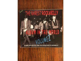 V/A - The rarest rockabilly album in the world #2 (2CD)