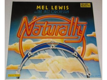 MEL LEWIS and The Jazz Orchestra, Naturally, Telarc Digital