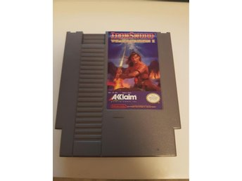 Ironsword - Wizards & Warriors II - NES - USA