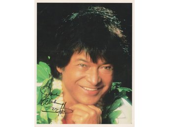 DON HO AMERICAN TRADITIONAL POP MUSICIAN SINGER & ENTERTAINER AUTOGRAF