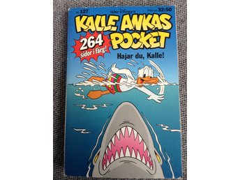 Kalle Ankas pocket nr 127