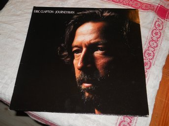 ERIC CLAPTON--Journeyman.    LP