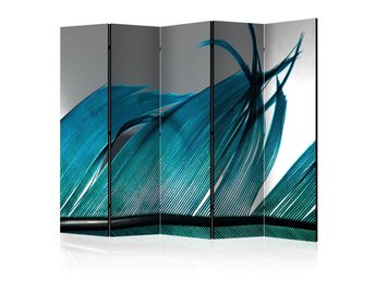 Rumsavdelare - Turquoise Feather II Room Dividers 225x172