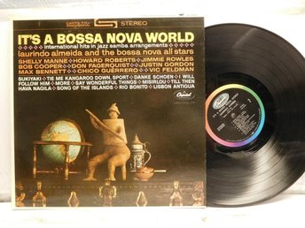 LAURINDO ALMEIDA & BOSSA NOVA A.S - IT´S A BOSSA NOVA WORLD