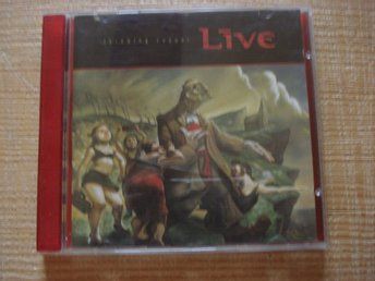 CD Live Throwing copper