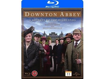 Downton Abbey - A Journey to the Highlands - Blu-ray