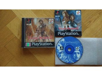 PlayStation/PS1: Vandal Hearts II 2