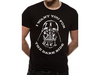 STAR WARS - SITH VADER LOGO (UNISEX)  T-Shirt - Medium
