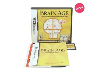 Brain Age: Train Your Brain in Minutes a Day! (USA / DS)