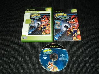 XBOX Crash Bandicoot Wrath of Cortex
