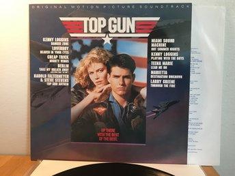 Various - Top Gun (Original Motion Picture Soundtrack)