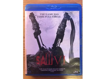 Blu-Ray: SAW VI - Unrated Director´s cut