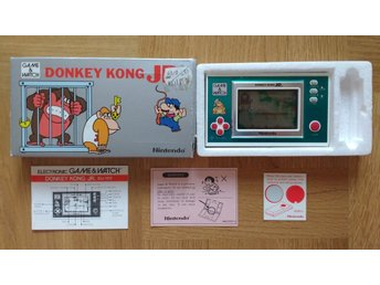Game & Watch Donkey Kong Jr Junior