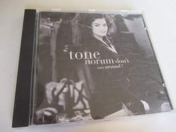 CD: TONE NORUM Don´t Turn Around (1992) Ole Evenrude, AOR